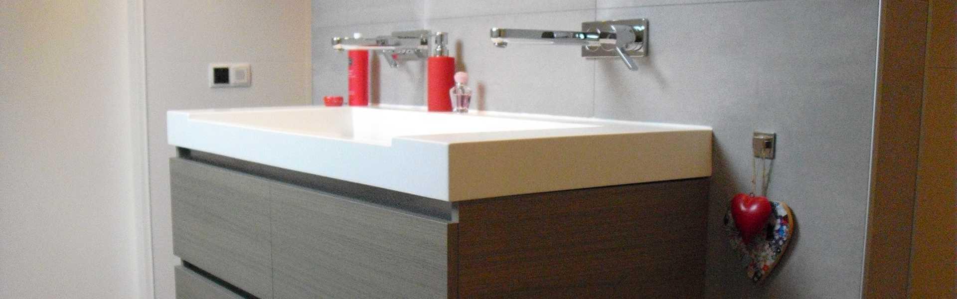 Frans Kooistra Multiservice badkamer